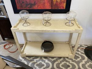 Came console table for Sale in San Diego, CA