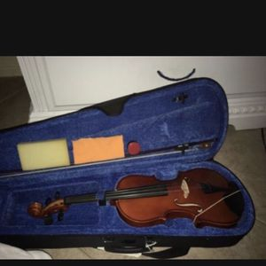 Davidson Violin 3/4 For Beginner Learner 7-12 New Bow Only Used For 6 Weeks 🎻 for Sale in Los Angeles, CA