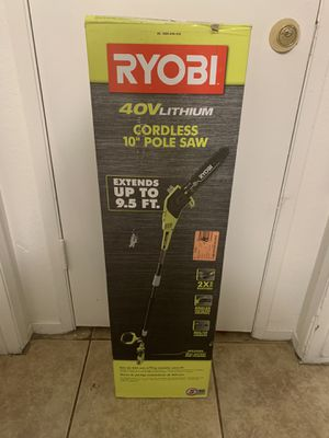 Cordless pole saw for Sale in Bakersfield, CA
