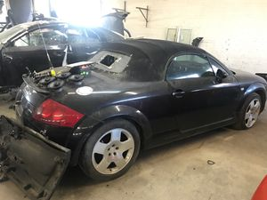 2001 Audi TT Quattro 225hp parts only for Sale in Albemarle, NC
