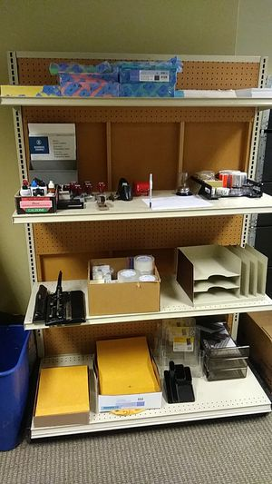 Metal shelving units for Sale in Seattle, WA