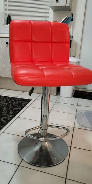Two red chairs for Sale in Oakland Park, FL