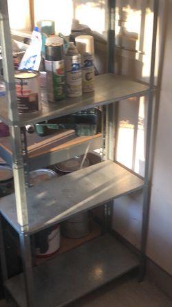 Metal Shelf for Sale in Keller,  TX