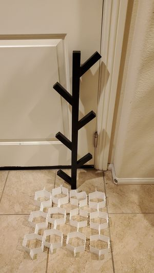 Ikea wall shelve holder and drawer organizer for Sale in Las Vegas, NV