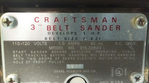 Various Tools (socket sets, wrenches, hammers, belt sander, etc) for Sale in Dublin, OH