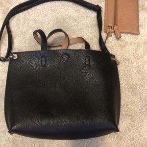 Street level brown black purse from Nordstrom for Sale in Chandler, AZ