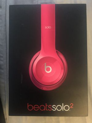 Brand New Never used Beats Solo. 2 - Pink for Sale in Queens, NY