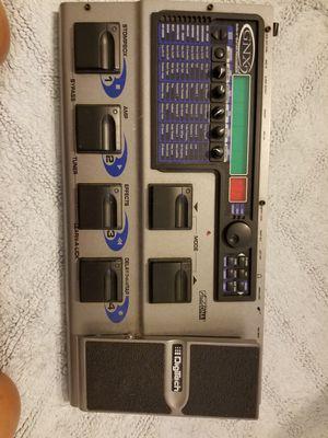 Digitech GNx2 guitar processor for Sale in Rockville, MD