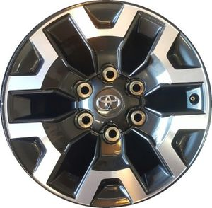 Toyota tocoma tire and rims set for Sale in Portland, OR