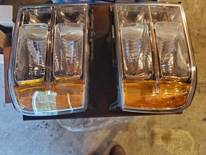 GMC Headlights, Driver Tail and 3rd Brake for Sale in Shoreline, WA
