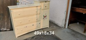 Farmhouse distressed shabby chic dresser for Sale in Garden Grove, CA