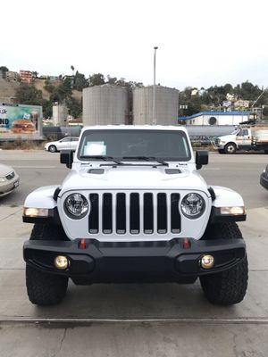 2019 Jeep Wrangler JL Rubicon Turbo for Sale in Los Angeles, CA