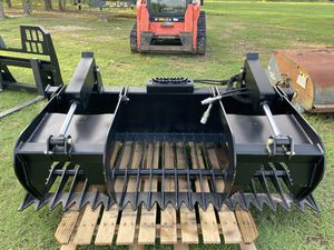 Skid Steer Grapple for Sale in Dallas, TX