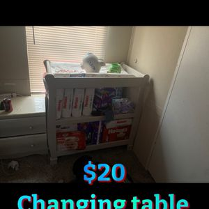 Changing Table for Sale in Carrollton, GA