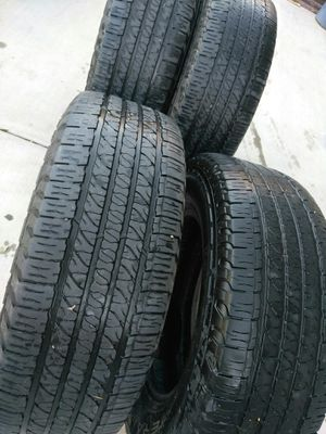GOOD 4 USED TIRES for Sale in Gilbert, AZ