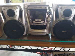 Panasonic stereo system for Sale in Houston, TX