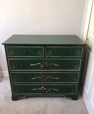 Hand painted dresser for Sale in New York, NY