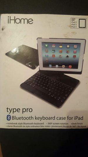 iHome Bluetooth Keyboard for iPad for Sale in Alexandria, VA