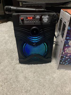 Bluetooth karaoke machine for Sale in Sunnyvale, CA