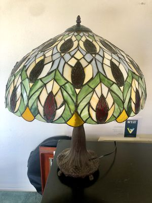 Tiffany style lamp for Sale in Seattle, WA