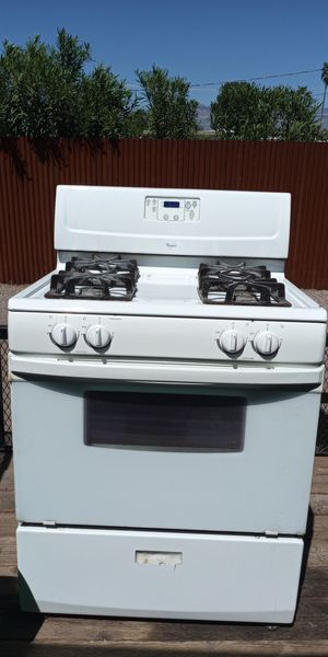 Whirlpool Gas Oven. for Sale in Tucson, AZ