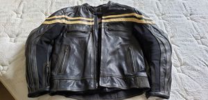 6th Gear Leather Motorcycle Jacket XL-48 for Sale in Orlando, FL