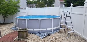Pool MUST COME TAKE APART AND EMPTY for Sale in Brick, NJ