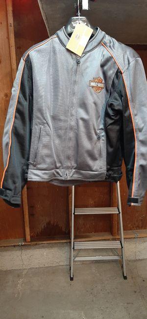Harley davidson riding jacket for Sale in Gladstone, OR