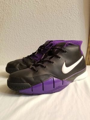 Nike Zoom Kobe 1 Black Out - Size 13 for Sale in San Francisco, CA
