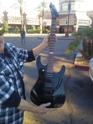 ESP Kirk Hammett signature series electric guitar for Sale in Las Vegas, NV