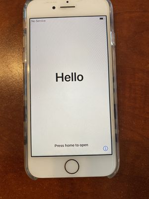 iPhone 8 64 gb Verizon White iPhone for Sale in Anaheim, CA