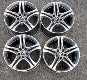 "19"" BMW rims wheels set for Sale in Boca Raton, FL"