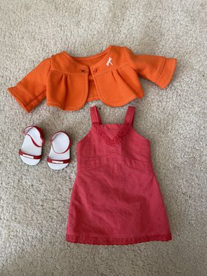 American Girl Doll Spring Sundress!!! for Sale in Mission Viejo, CA