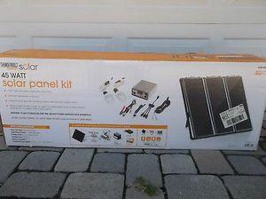 Thunderbolt magnum 45 watt solar panel for Sale in Pleasant City, OH