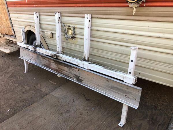 Tilt RackMotorcycle carrier truck RV motorhome camping trailers