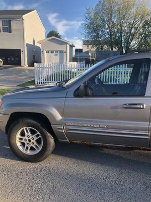 1999 Jeep Grand Cherokee for Sale in Belvidere, IL