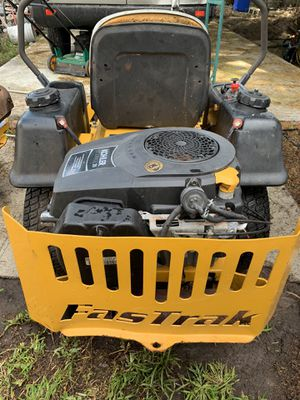 Lawnmower Hustler Fastrak Z for Sale in Miami, FL