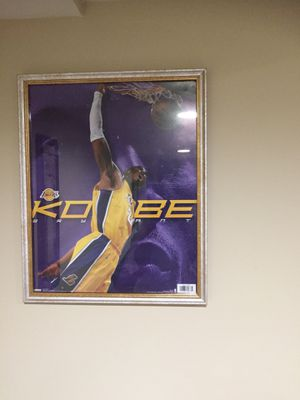 Kobe Bryant Picture for Sale in Frederick, MD