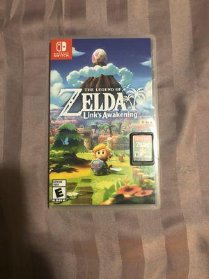 Links Awakening for Nintendo Switch for Sale in Davis, CA