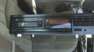 Onkyo 6 compact disc player for Sale in Cleveland, OH