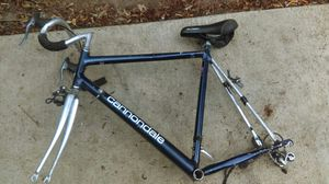Cannondale Road bike, frame only for Sale in Milwaukie, OR