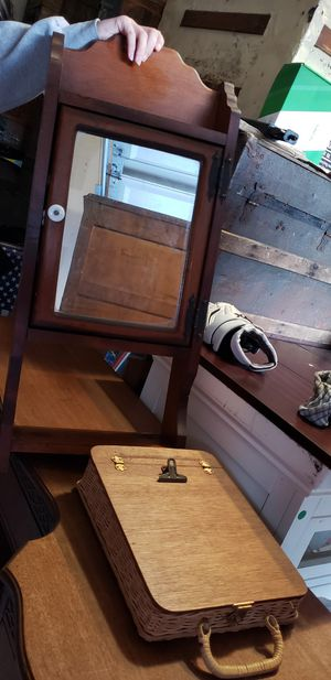 Mirrored Wall Cabinet for Sale in Dayton, MD
