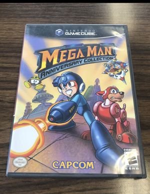 MegaMan Anniversary Collection Gamecube Complete for Sale in Traverse City, MI