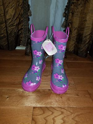 Lily & Dan girls rain boot for Sale in Knoxville, TN