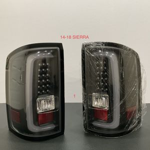 2014-2018 GMC SIERRA LED LAMP BAR TUBE TAILLIGHTS for Sale in Goodyear, AZ