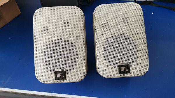Jbl Controlone Outdoor speaker set