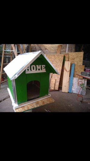 Dog house's any style an size for cheap for Sale in Dallas, TX