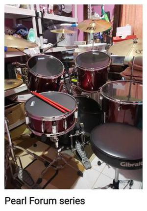Pearl drum set for Sale in Virginia Beach, VA