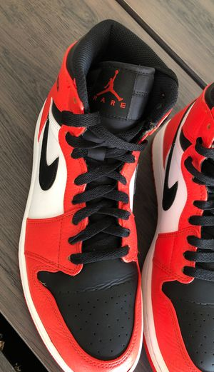 "Air Jordan 1 Rare Air ""Max Orange"" Size 10 for Sale in Lithonia, GA"