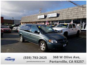 2005 Dodge Grand Caravan Passenger for Sale in Porterville, CA
